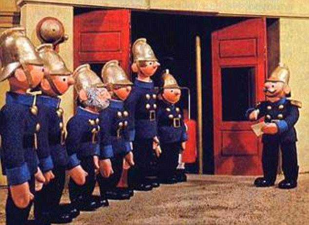 Brian Cant was the voice of the much-loved children's programme Trumpton