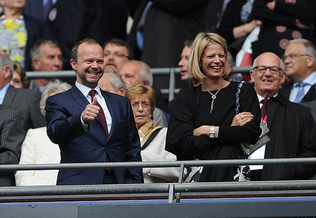 Executive vice chairman Ed Woodward has a list of  targets that doesn't include Ronaldo