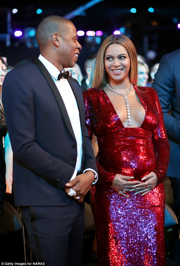 Motherhood: While Beyonce, 35, and her husband Jay Z, 44, settle into life with a brood of there, her fans have gone into an absolute frenzy on social media over the alleged birth of their bundles of joy