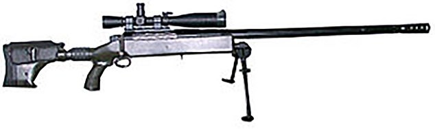 The outstanding accuracy of the Tac-50 makes it the choice long-range weapon of the Canadian Army since 2000