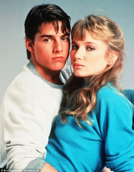 Image result for tom cruise and rebecca de mornay