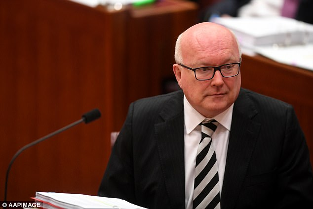 Attorney-General George Brandis is refusing to ban Islamist extremist group Hizb ut-Tahrir