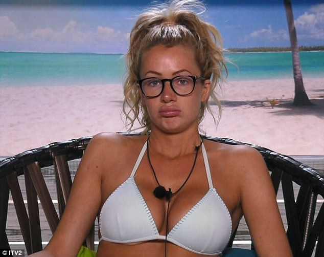 Image result for love island i've got a text