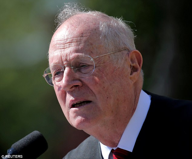 There are rumors that Supreme Court Justice Anthony Kennedy, 80, could announce his retirement from the bench as soon as this week