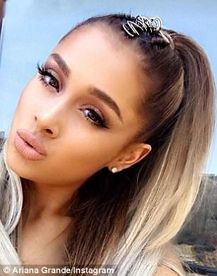 How To Copy Ariana Grandes Signature Ponytail Style