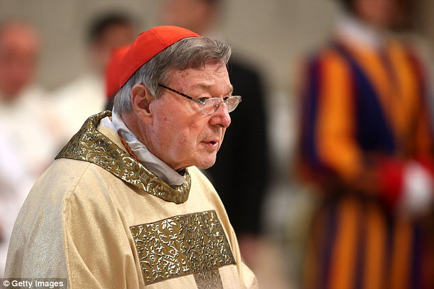Last year, Cardinal Pell sparked a fresh wave of anger in Australia after saying he was too ill to travel back to his home country to testify
