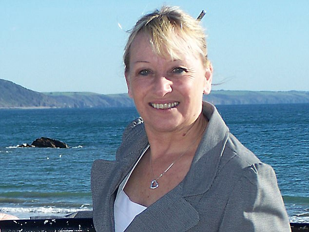 MP Sheryll Murray's election posters were defiled with swastikas and her home was covered in Labour Party posters