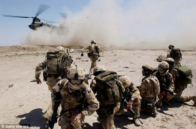 Los miembros de la Special Air Service están acusados de haber ocultado pruebas que mataron a civiles afganos desarmados