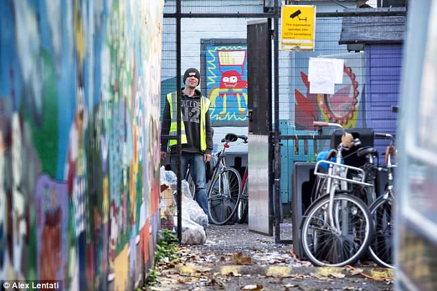 Some of the evidence subsequently given to the Commons select committee presented a shocking litany of financial chaos.Squatters are pictured at the former offices of Kids Company in Kenbury Street, Camberwell