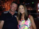 Pictured: Shaun and Sophie Shambley, who say they have received death threats after the accusation