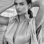 'People don't want to work with me because my boobs are too big,' – Emily Ratajkowski,
