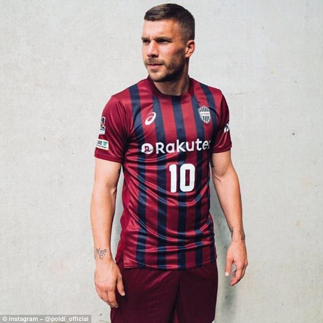 Kết quả hình ảnh cho Lukas Podolski