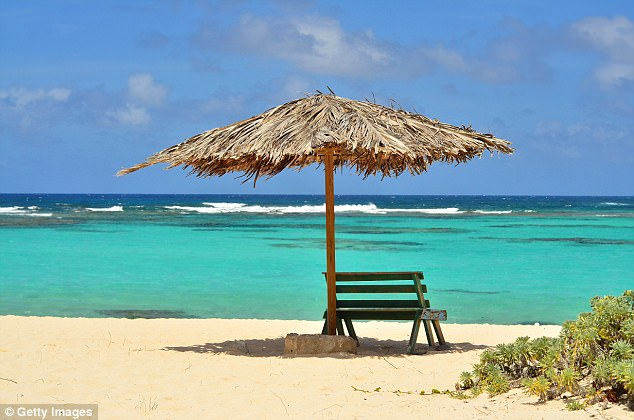 Loblolly Beach, on Anegada's northern shore, is an unspoilt stretch of sand - and one of the British Virgin Islands' best snorkelling destinations