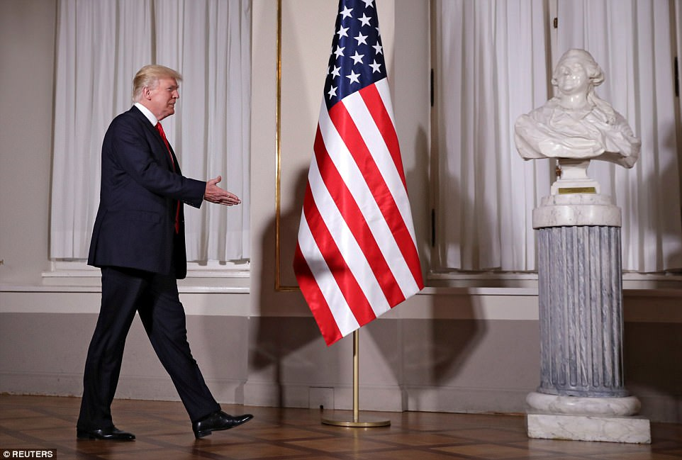 Trump will praise 'the triumph of the Polish spirit over centuries of hardship' in a landmark speech in Warsaw, the White House said Thursday morning