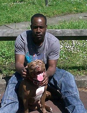 Marvyn Iheanacho, 39, pictured, is accused of savagely beating his girlfriend's son, five-year-old Alex Malcolm