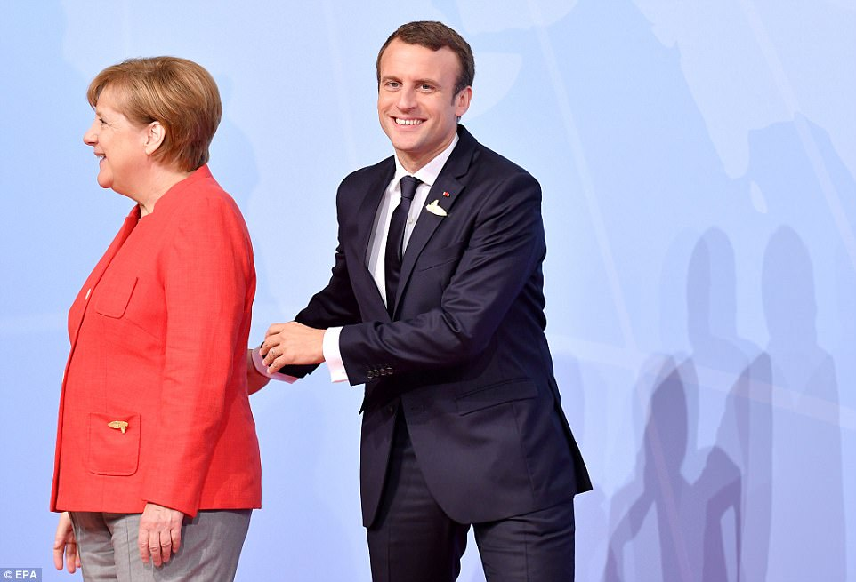 Macron said on Thursday, a day before the start of the G20 Summit, that he supported a two-state solution to end the Middle East conflict