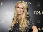 Petra Stunt, picture - the daughter of former F1 boss Bernie Ecclestone - is set for a court showdown with entrepreneur James Stunt over their £5.5billion of assets.