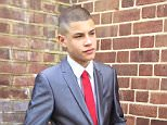 Sweet deal: Nathan John-Baptiste, who attends a school in north London, sells £230 of fizzy drinks and snacks every day with the help of his 11 employees across three schools