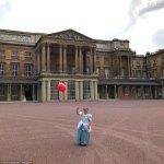 Harper Beckham Celebrates 6th Birthday At Buckingham Place