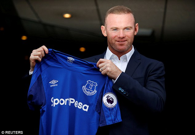 Everton have been the stand-out performers in the transfer market signing Wayne Rooney