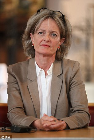 Elizabeth Campbell, who is to step in as leader of Kensington and Chelsea Council