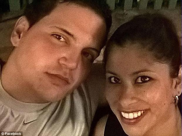 Fidel Lopez, 26, (left) pleaded guilty on Thursday to brutally murdering his 31-year-old girlfriend Maria Nemeth (right) at his Florida apartment in 2015