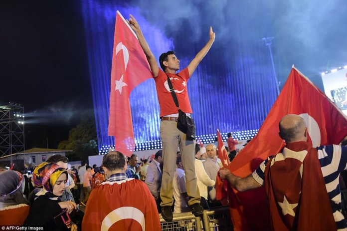 "Authorities have declared July 15, an annual national holiday of ""democracy and unity"", billing the foiling of the putsch as a historic victory of Turkish democracy"