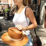 Jennifer Aniston Goes Bra-less In NYC