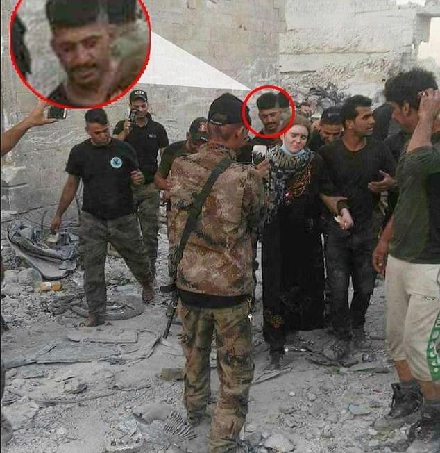 Linda se encontró sola, herida y gritando mientras los soldados iraquíes atravesaban las bombardeadas casas de Mosul, la segunda ciudad iraquí, segundo el iraquí Mohammed Shuraf, que utilizó un alias para describir el momento en que encontraron El de 16 años de edad