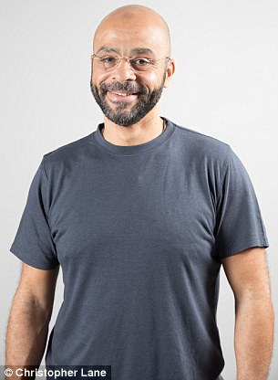 Mo Gawdat (pictured) personally started many of the Google's worldwide operations
