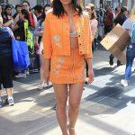 Olivia Munn's Cute Style At Comic-Con