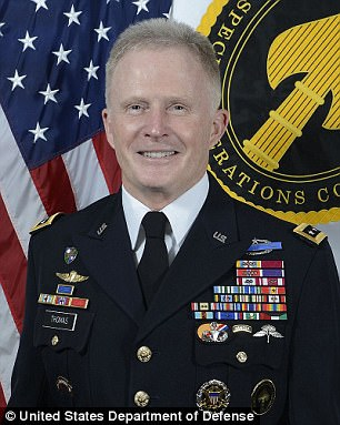 General Tony Thomas leads the US Special Operations Command