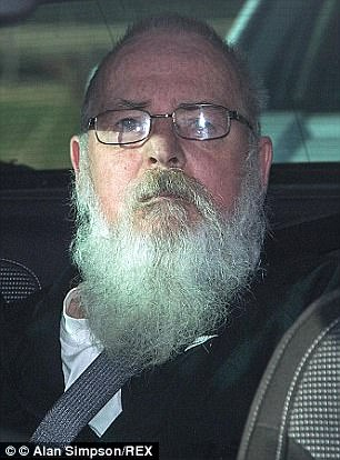 World's End serial killer Angus Sinclair, 72, has become 'skeletal', struggles to eat and now spends most of his time in bed or in a prison wheelchair, it has been revealed