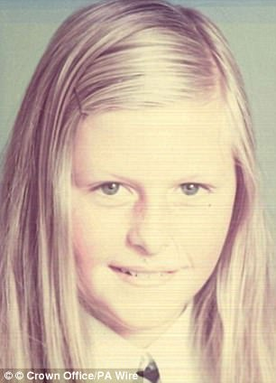 The bodies of Miss Scott (pictured) and Miss Eadie were found six miles apart in East Lothian