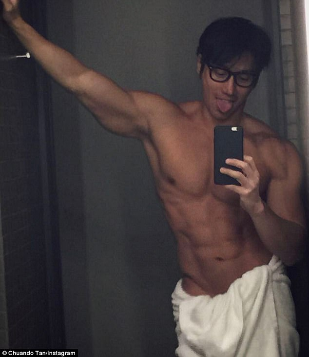 Tan's Instagram account has some 160,000 followers, many who were staggered to find out his real age