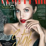 Angelina Jolie Stuns On The Cover of Vanity Fair