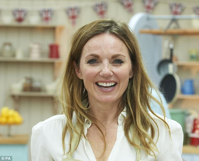 Geri Horner Confirms She Will Host ITVs This Morning