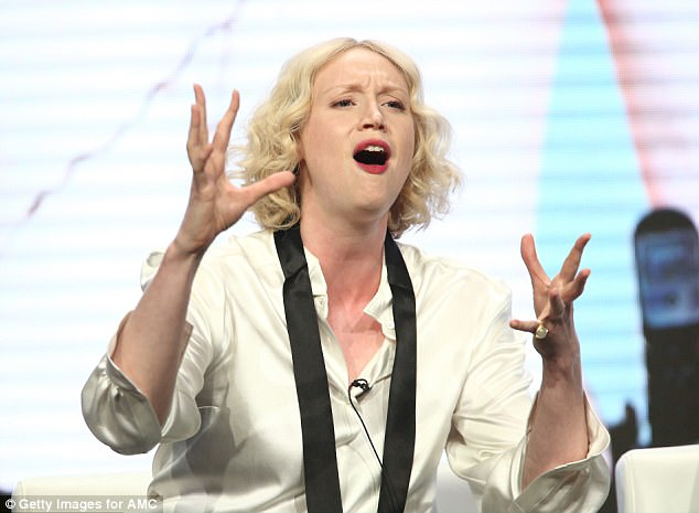 Immersed in the role: Gwendoline's (here this week) dedication and performance impressed the Game of Thrones producers, as well as the viewers, who have completely embraced the tough but secretly vulnerable Brienne