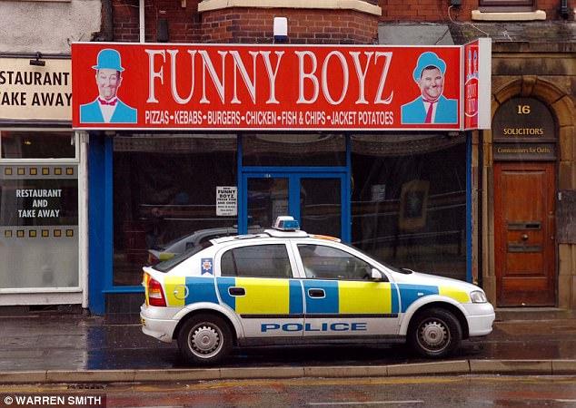 Funny Boyz kebab shop (pictured) worker Ilyad Albattikhi was acquitted of Charlene's murder