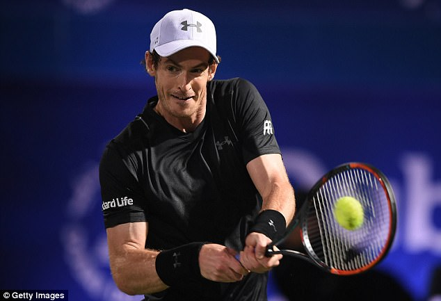 Fans wanting to see Andy Murray on a regular basis will have to subscribe to Amazon Prime