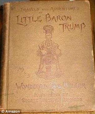 リトルバロントランプと彼の素晴らしい犬のバルジャーの本の表紙
