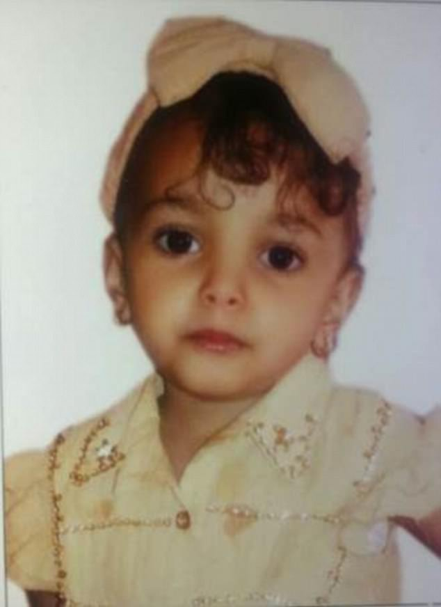 Killed: Rana Almatari was snatched off the street in Sanaa, the capital of Yemen and strangled by her neighbour Muhammad al Maghrabi