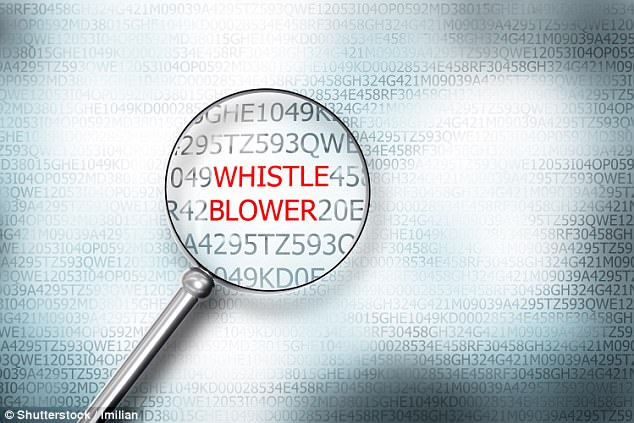 'The whistleblower usually remains an anomalous figure unable to return to normalcy and routine'