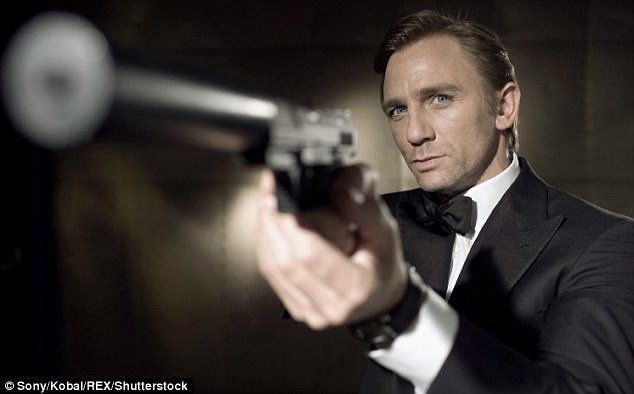 Position of power: Producers are keen to seal the deal with the four-time 007 actor since they have allegedly set their sights on a November 2019 release date