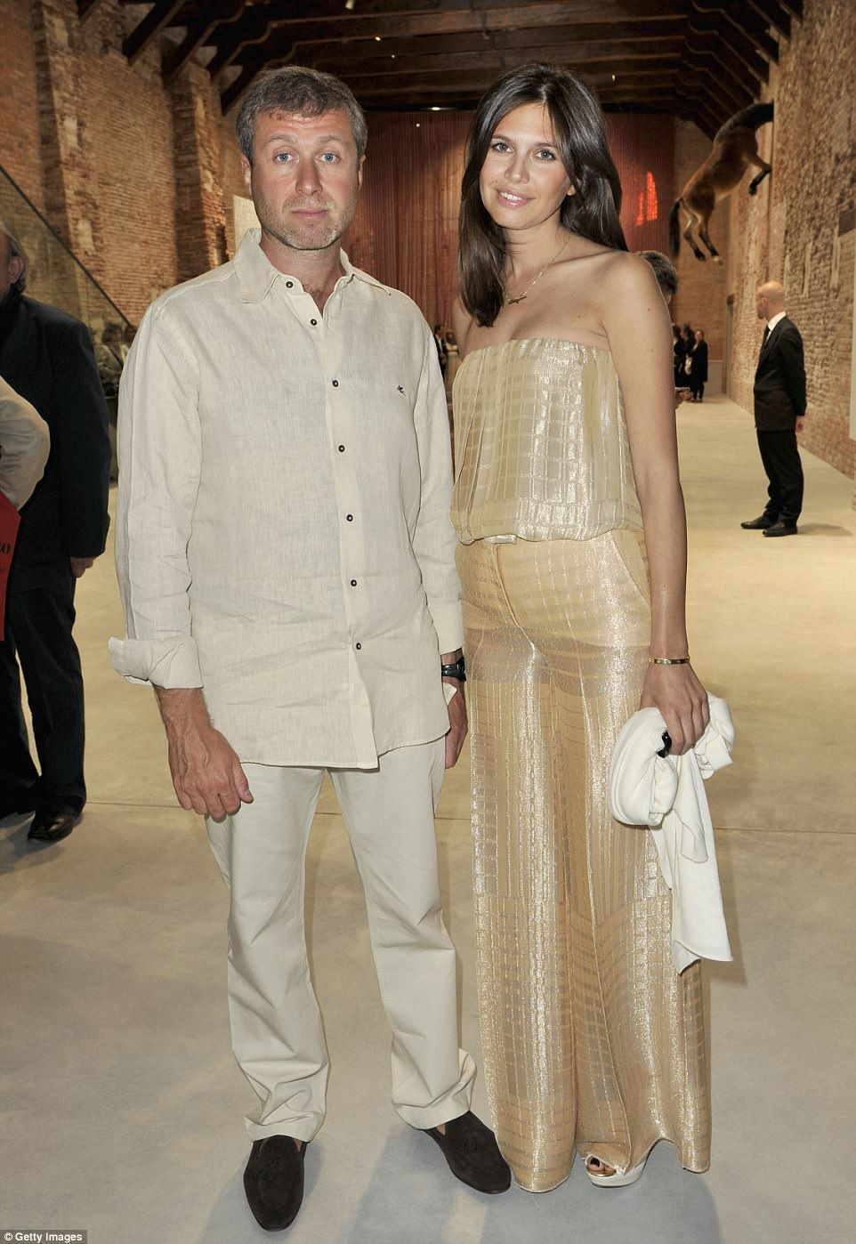 Roman Abramovich And Wife Have Been Apart For Months