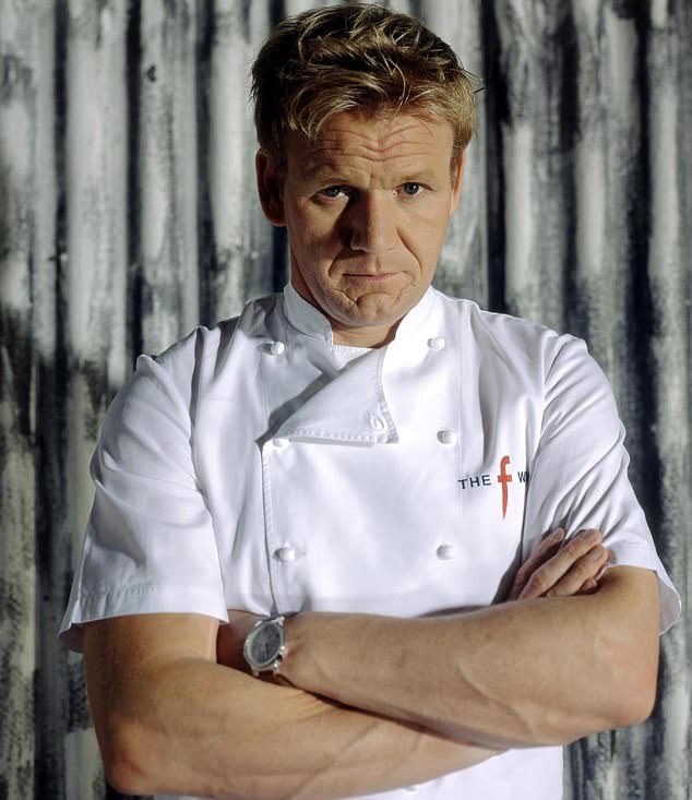 The foul-mouthed chef continues to terrorise restaurant staff in interminable episodes of Ramsay's Kitchen Nightmares USA