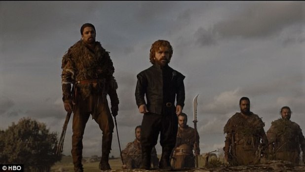 'I under-estimated our enemies,' Tyrion conceded