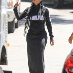 Neighbors Call The Cops On Blac Chyna In LA