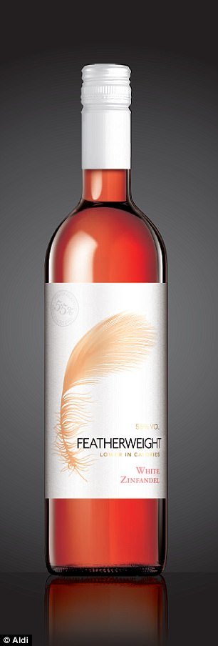 The White Zinfandel and Sauvignon Blanc are only available in certain regions.