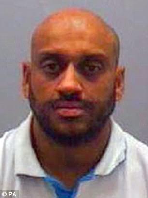Nadeem Aslam fue condenado por delitos de drogas.